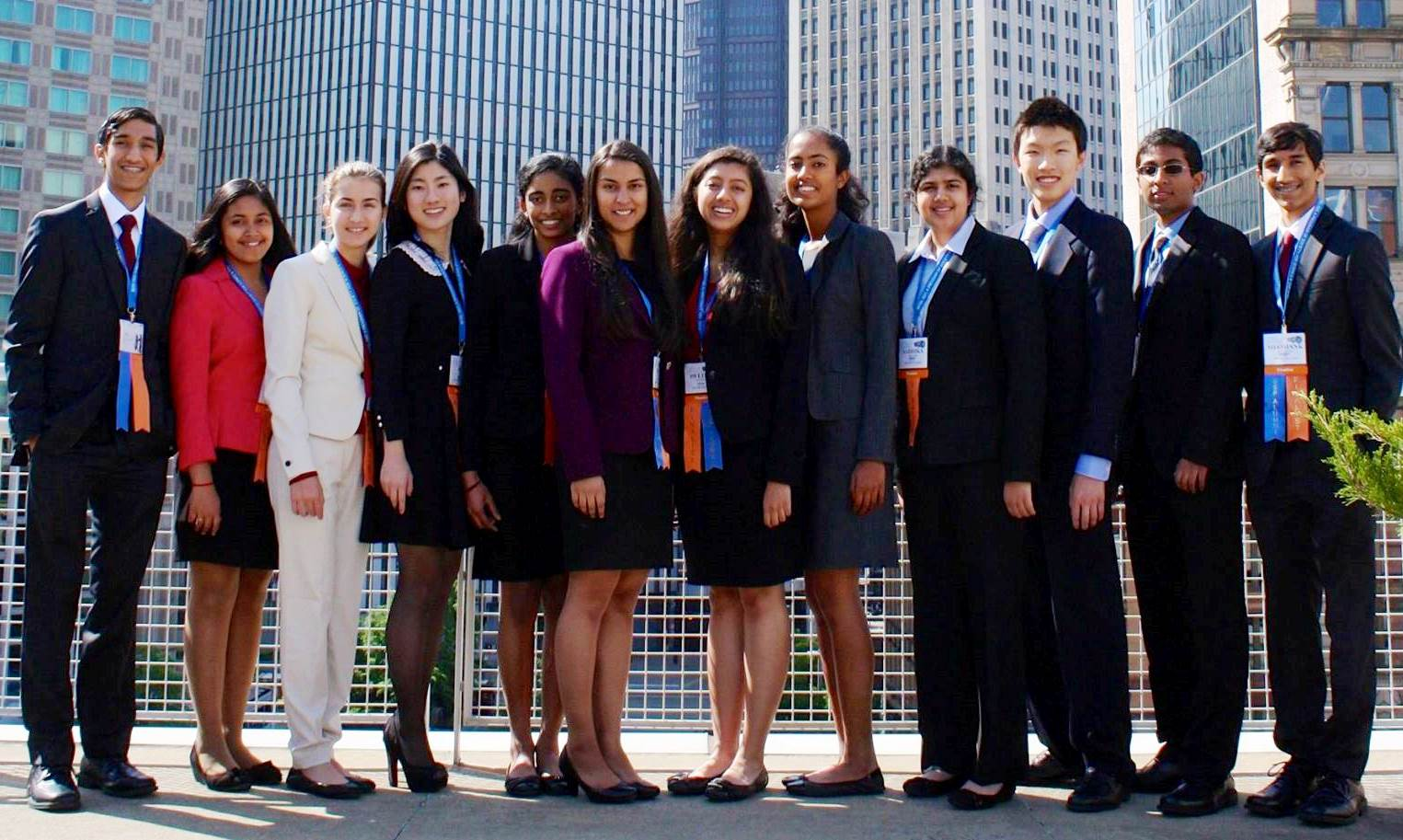 2015 ISEF Group Photo